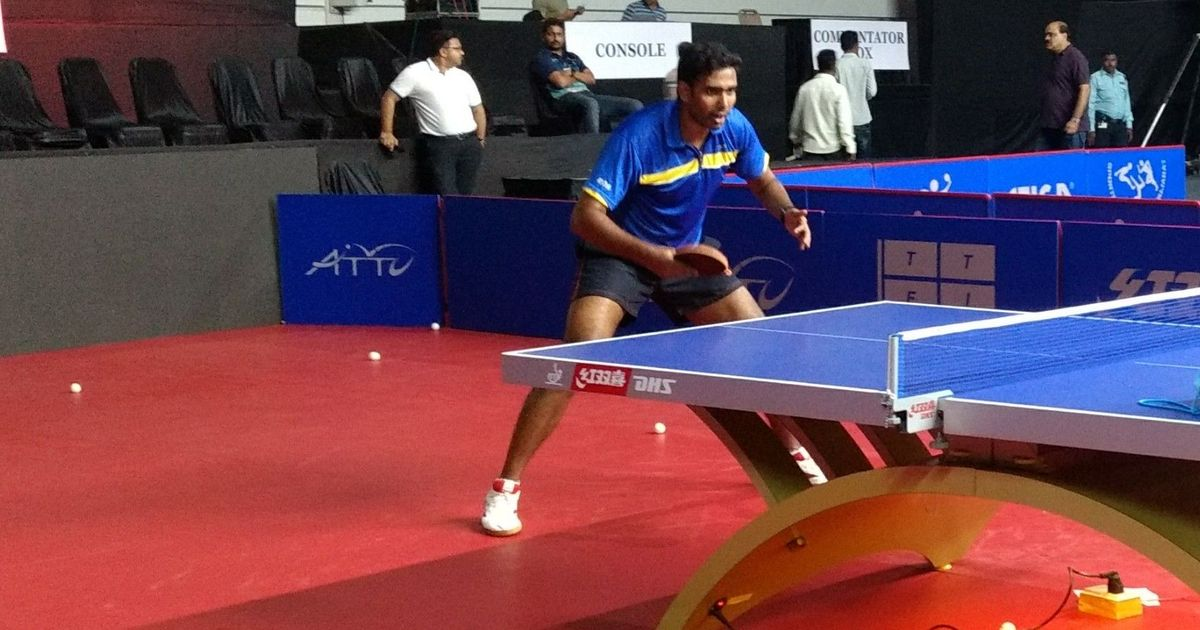 Asian Cup Table Tennis: Sharath Kamal looks to seal World Cup berth with strong showing