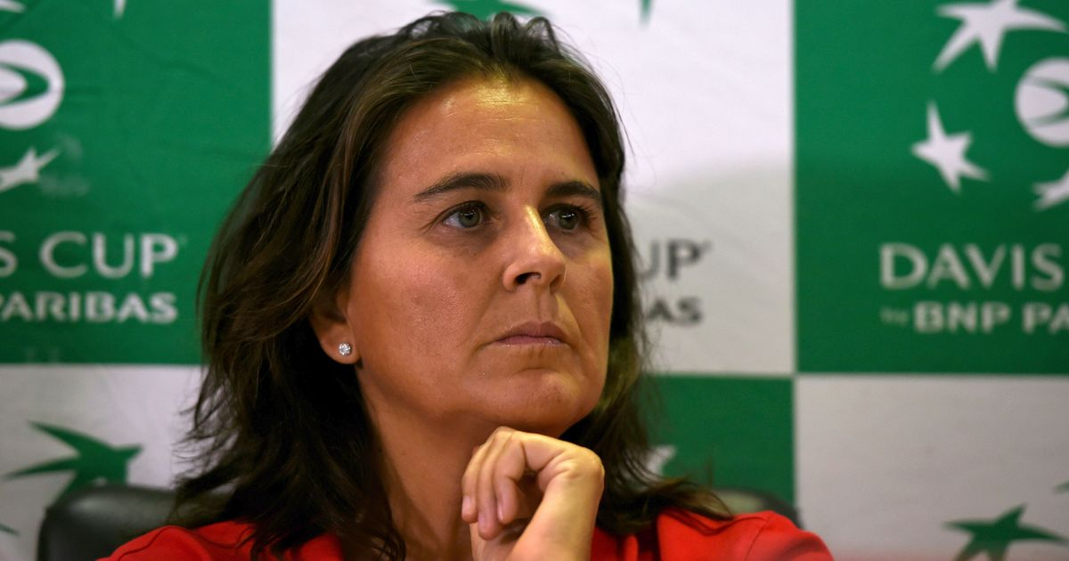 Spanish Tennis Federation ousts Conchita Martinez from Davis and Fed Cup captaincy