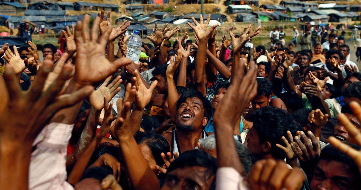 म्यांमार ने बांग्लादेश के सामने रोहिंग्या शरणार्थियों को वापस लेने का प्रस्ताव रखा