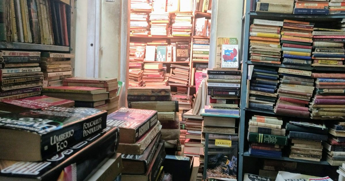 What three second-hand bookshops on the same street say about Bengaluru's reading culture