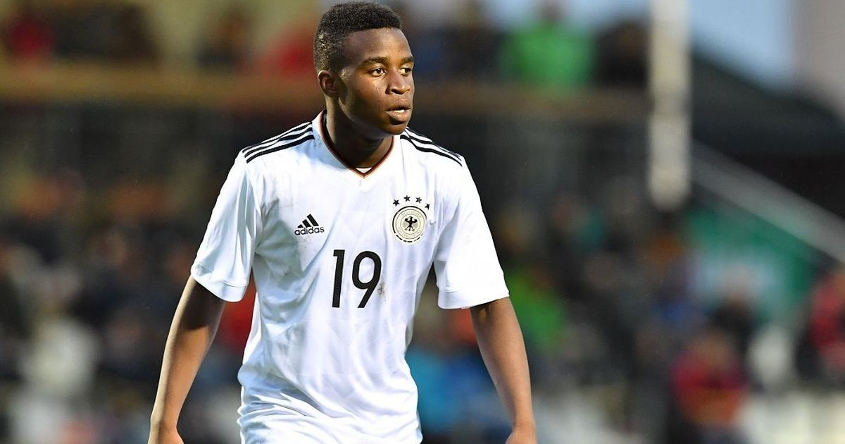 Meet Dortmund's Youssoufa Moukoko, the 12-year-old German tipped to dazzle in U-17 World Cup