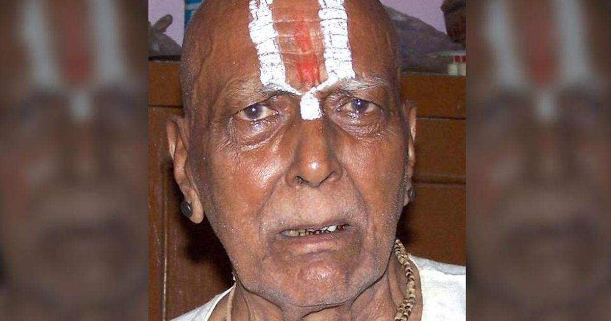 Main Litigant In Ayodhya Babri Masjid Case Dies