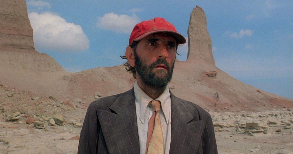 Screen legend Harry Dean Stanton dies at 91