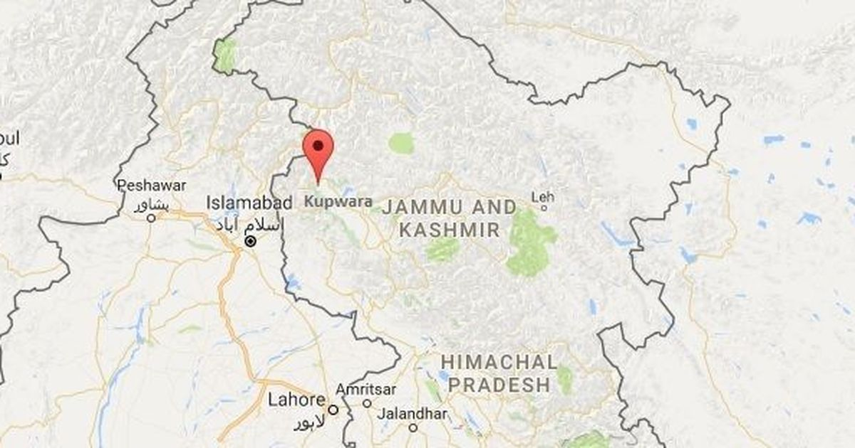 2 militants killed Kupwara infiltration bid: Army