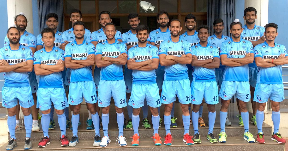 Hockey: 18-man Indian squad for Asia Cup announced, Manpreet Singh to lead the team