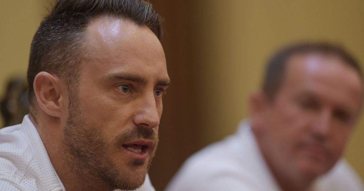 'Another step': World XI captain Du Plessis hails move to 'bring cricket back to Pakistan'