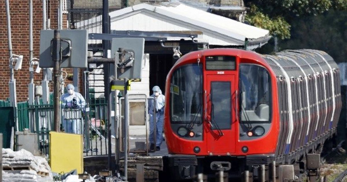 Police make first arrest in connection with London tube bombing