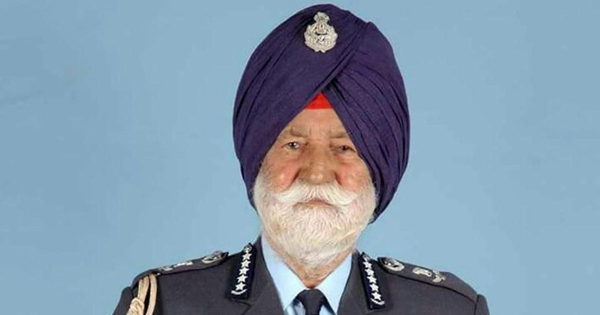The big news: Arjan Singh, the country's first Air Force Marshal, dies, and nine other top stories