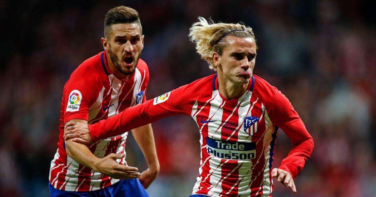 La Liga: Griezmann saves Atletico blushes,  Paulinho scores winner to maintain Barcelona lead