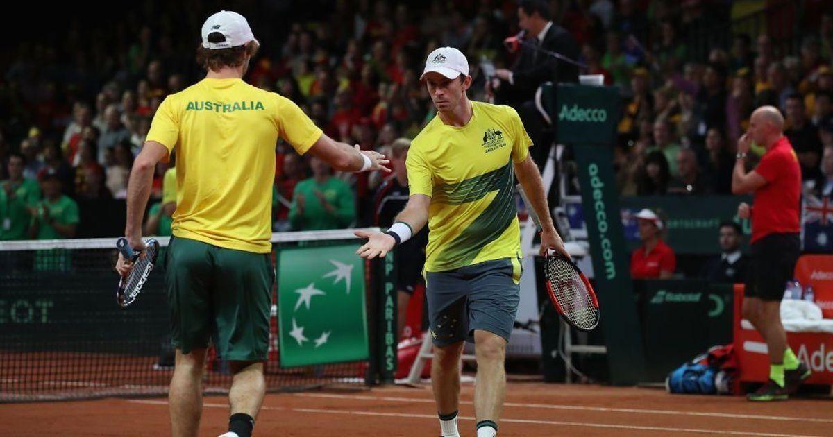 Australia and France edge closer to Davis Cup final showdown