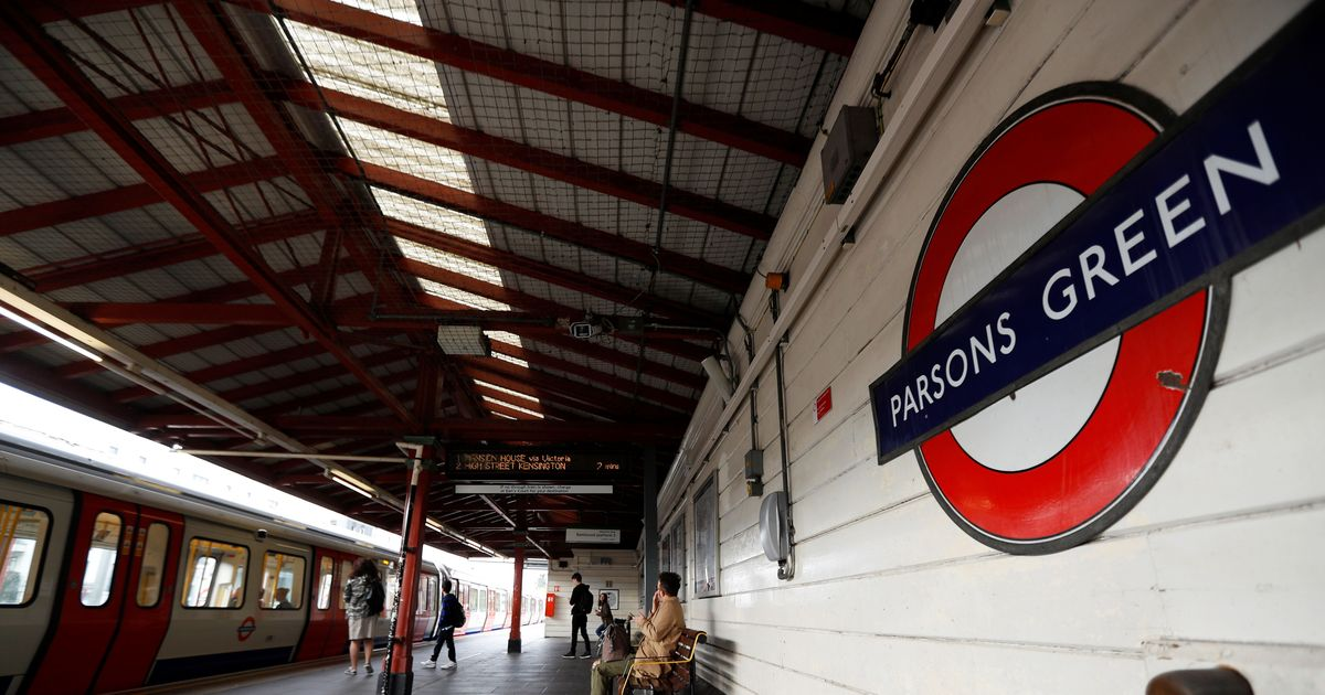 Iraqi asylum seeker guilty of London Tube bombing
