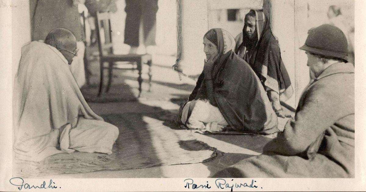 When Gandhi told British birth control activists that contraceptives were a sin