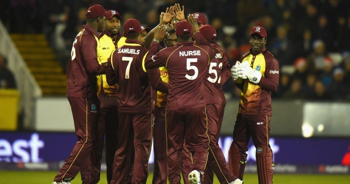 West Indies considered walking off to avoid injuries in rain-swept T20I win over England
