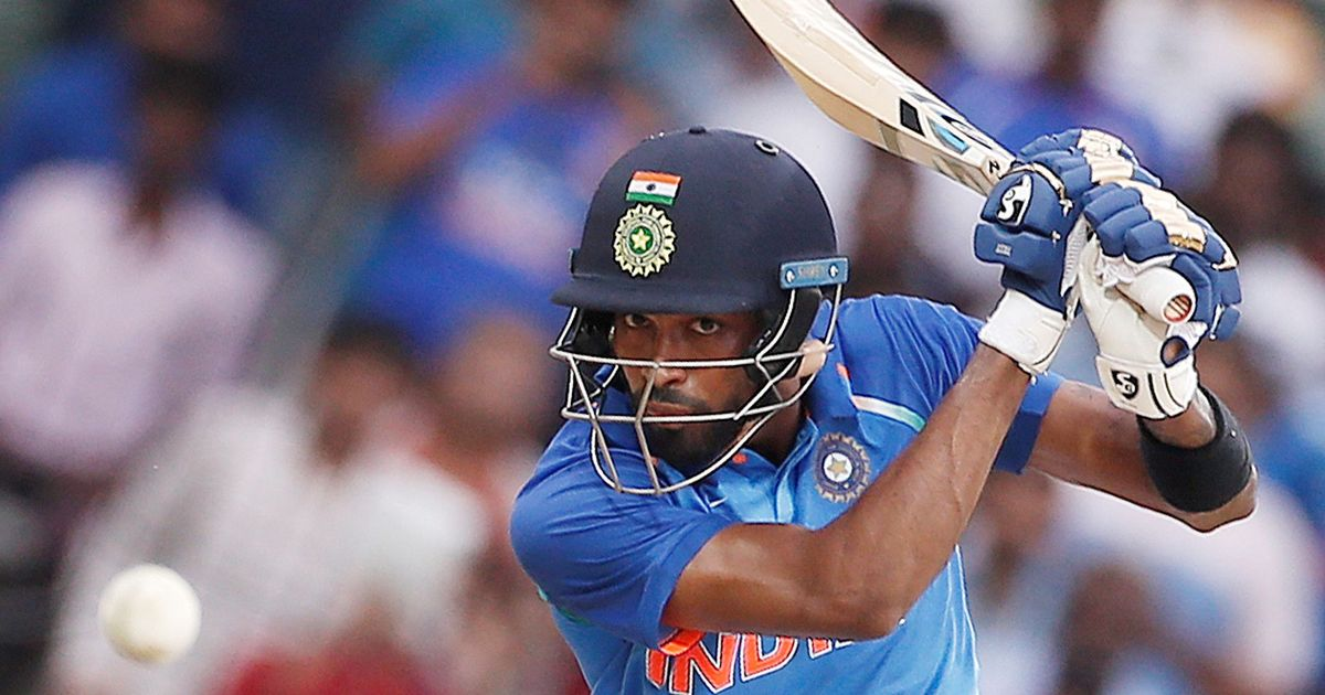'Pandya's strike rate accelerated more than petrol rate': Twitter hails all-rounder's fine knock