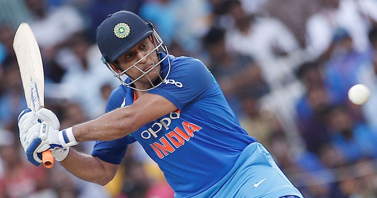 Dhoni completes 100 half-centuries in International cricket