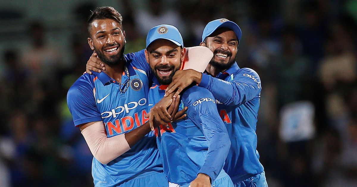 1st ODI as it happened: Hardik Pandya excels with bat and ball as India beat Australia by 26 runs