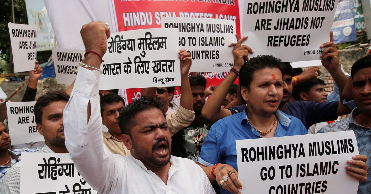 Rohingya presence threat to national security : Centre tells Supreme Court in affidavit