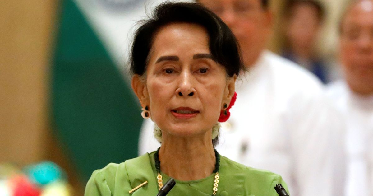 Dublin City Council revokes Suu Kyi's 'Freedom' award