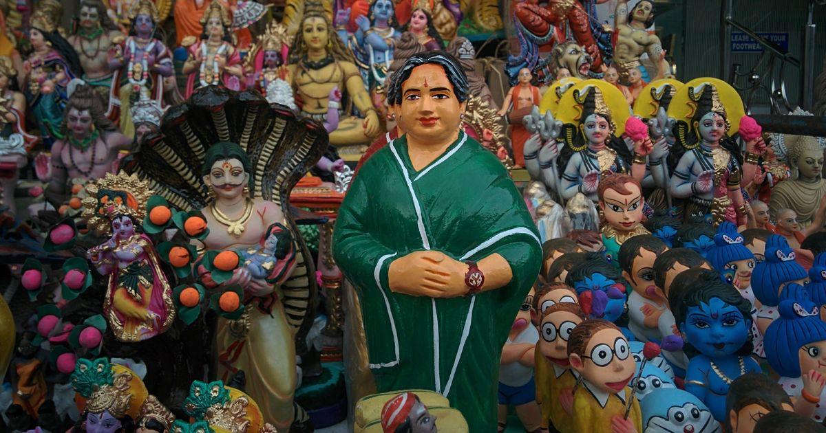 Image result for golu dolls coimbatore jayalalitha