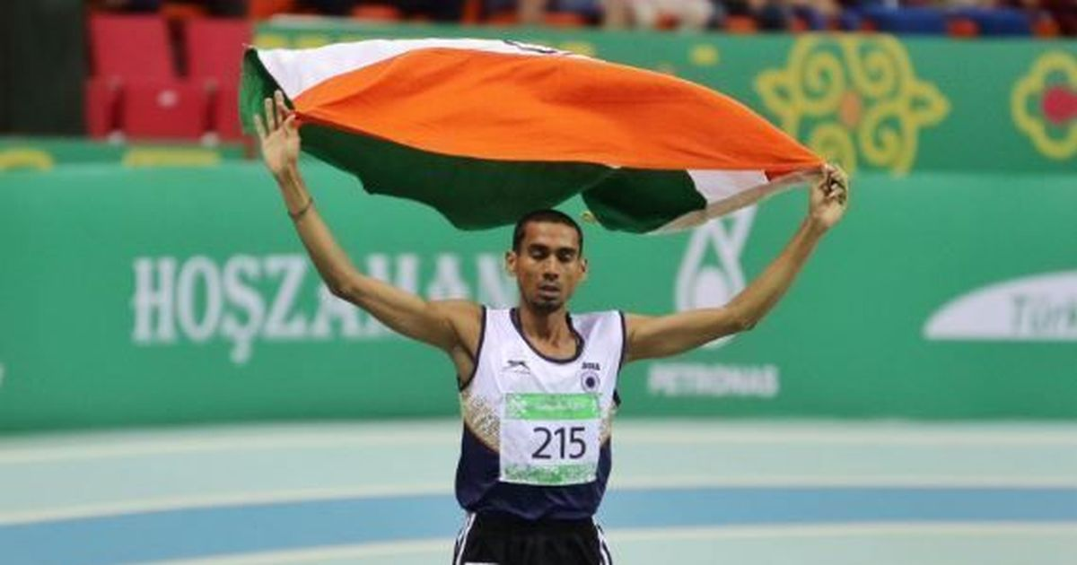 India bag four gold, one silver on day two of Asian Games athletics test event
