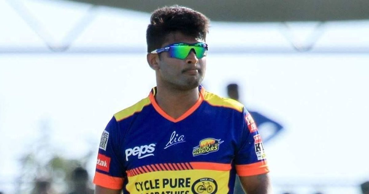 Karnataka's K Gowtham dropped from India A squad for 'insulting' Duleep Trophy