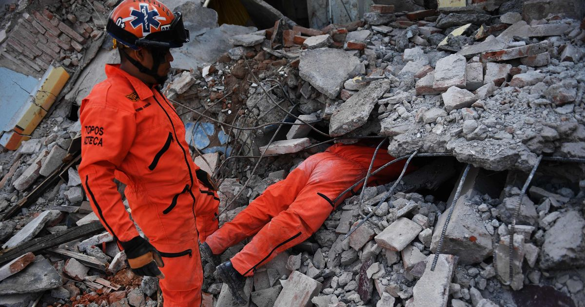 Twin earthquakes expose Mexico's deep inequality