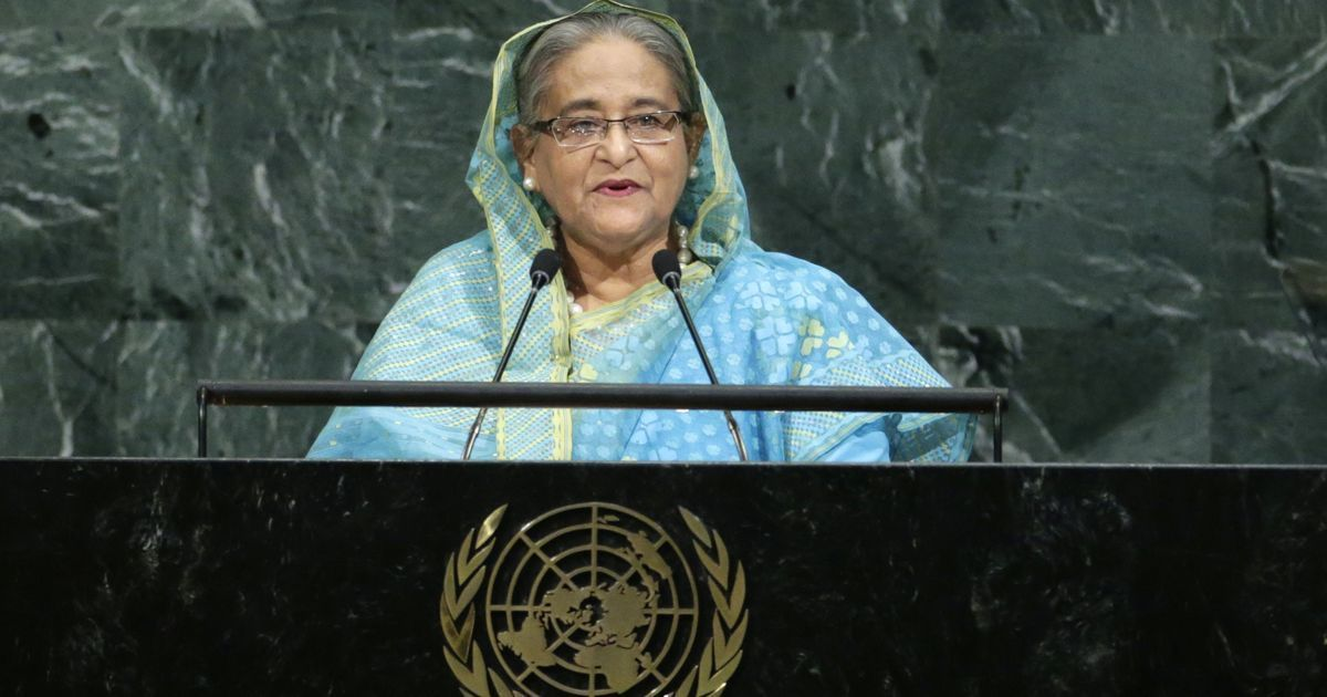 Bangladesh court sentences 11 to jail for attempt to assassinate Sheikh Hasina in 1989