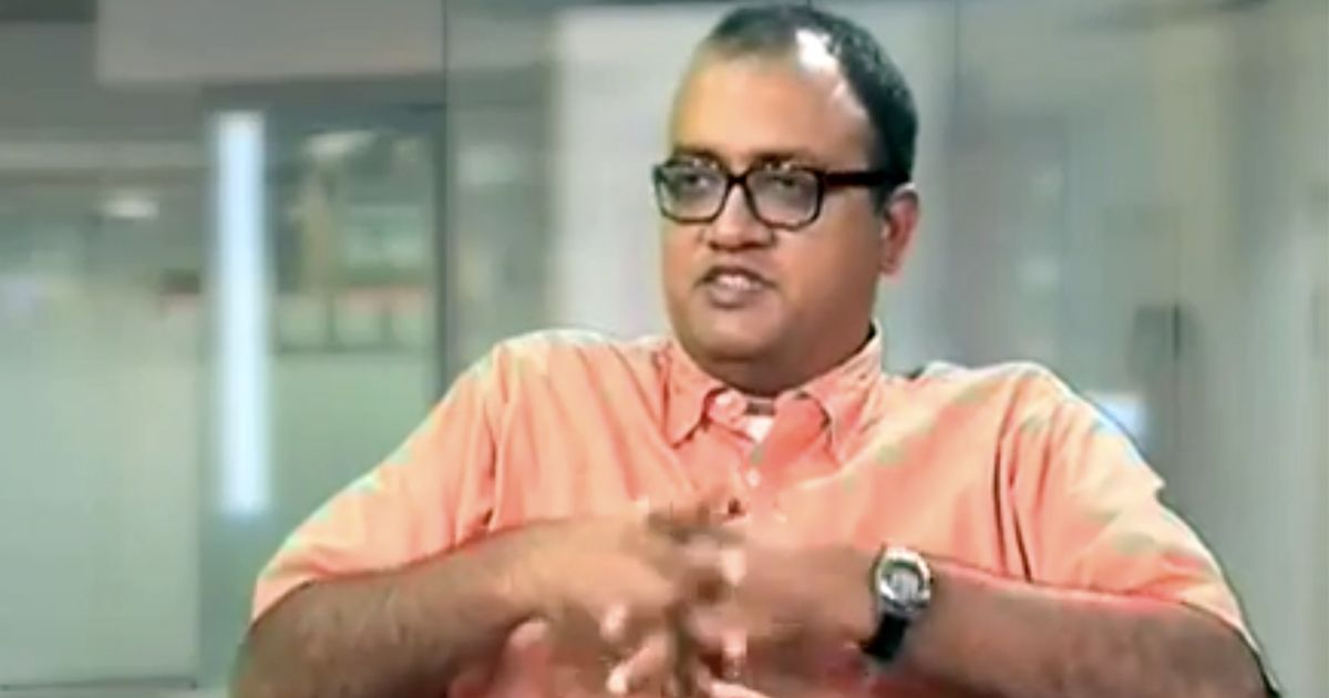 Mint editor Sukumar Ranganathan to take over as editor-in-chief of Hindustan Times