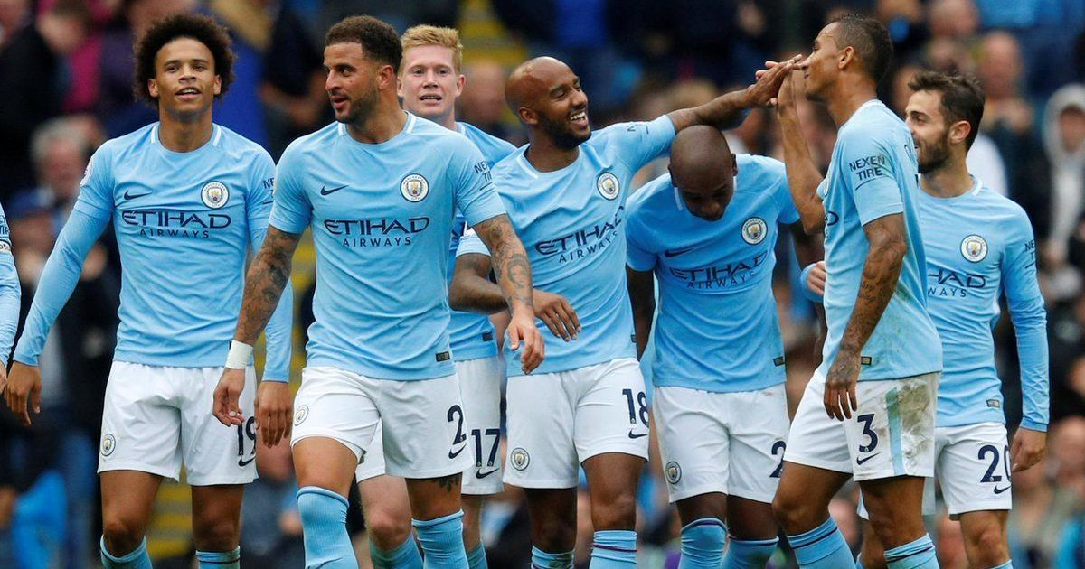 High-flying Manchester City announce record $619.9 million revenues
