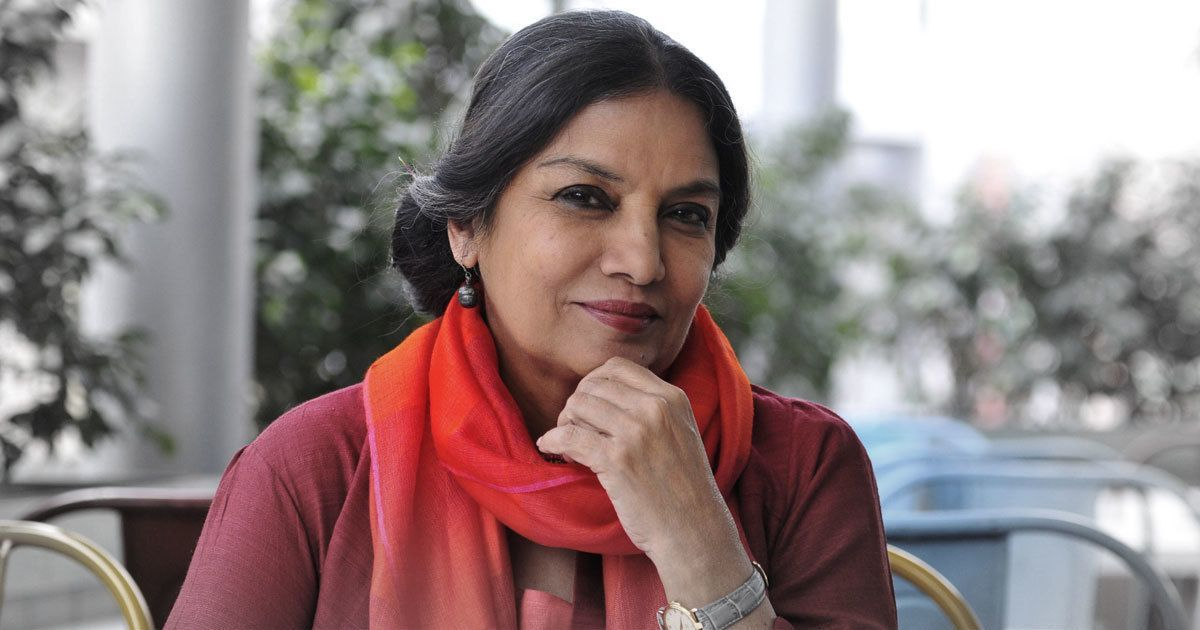 Shabana Azmi says those who criticise government are being branded anti-nationals