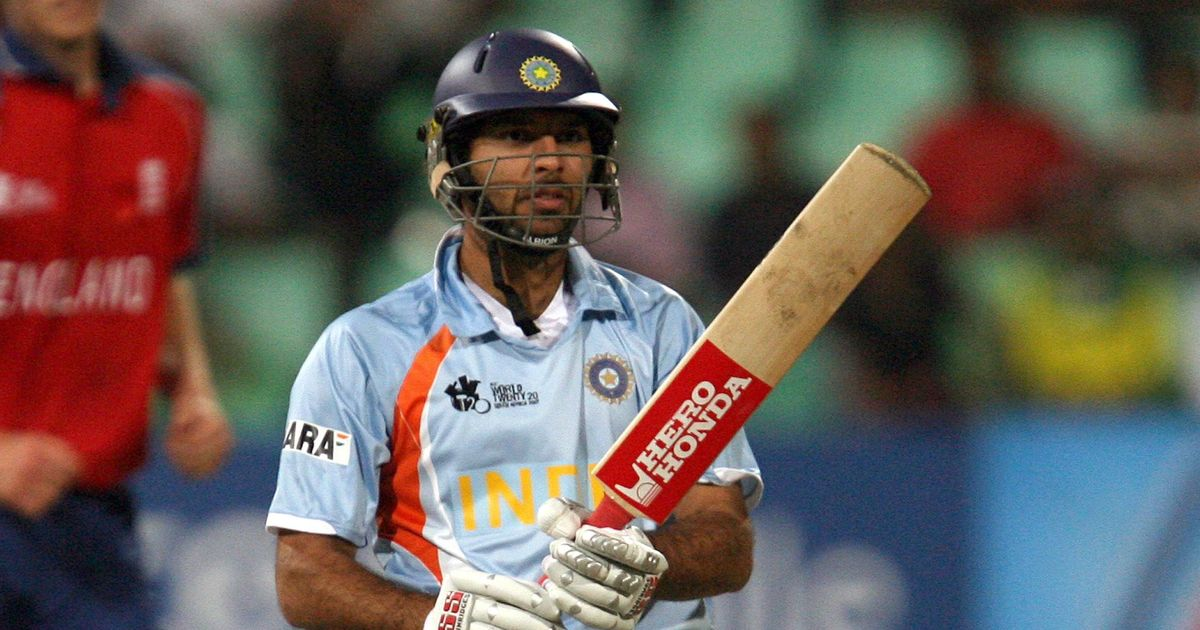 I'll cut your throat off: Yuvraj Singh reveals what Flintoff said before his six sixes in 2007 WT20