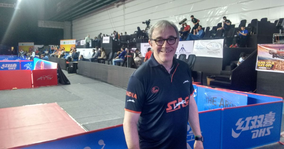 India's table tennis coach Massimo Costantini decides not to renew contract for personal reasons