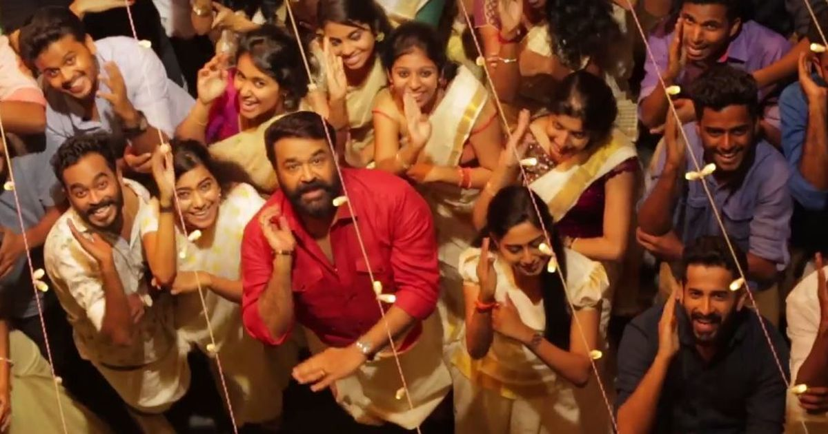 'Jimikki Kammal' was written in 15 minutes and sung in half an hour, says its music composer