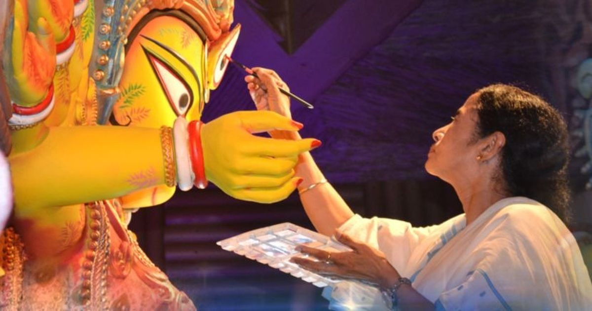 How Durga Pujo became a sarkari festival in West Bengal under Mamata Banerjee
