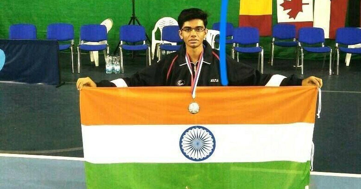 Image result for manav thakkar olympics