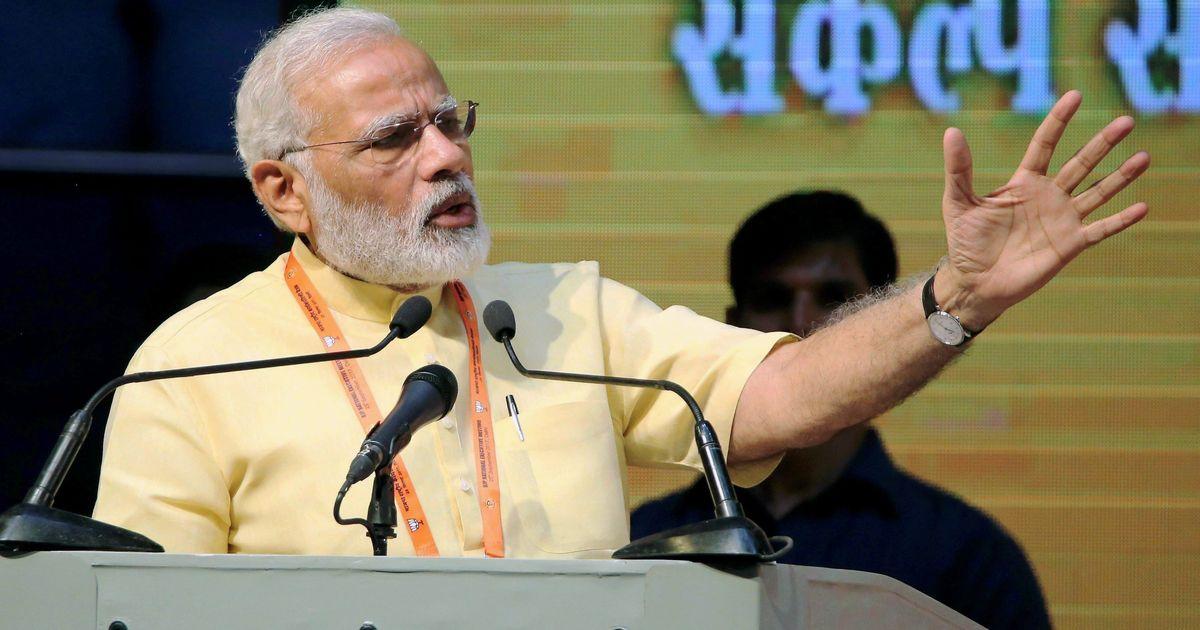जैसे सत्याग्रहियों ने स्वराज दिलाया था, वैसे स्वच्छताग्रही देश को श्रेष्ठ बनाएंगे : नरेंद्र मोदी