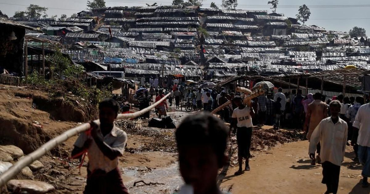 Rohingya crisis: Citizens urge Modi not to forcibly send asylum seekers back to Myanmar