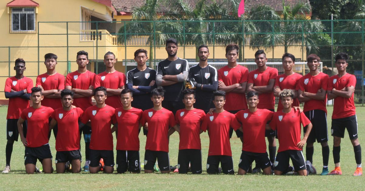 Video: Get to know the Indian squad for the Fifa Under-17 World Cup