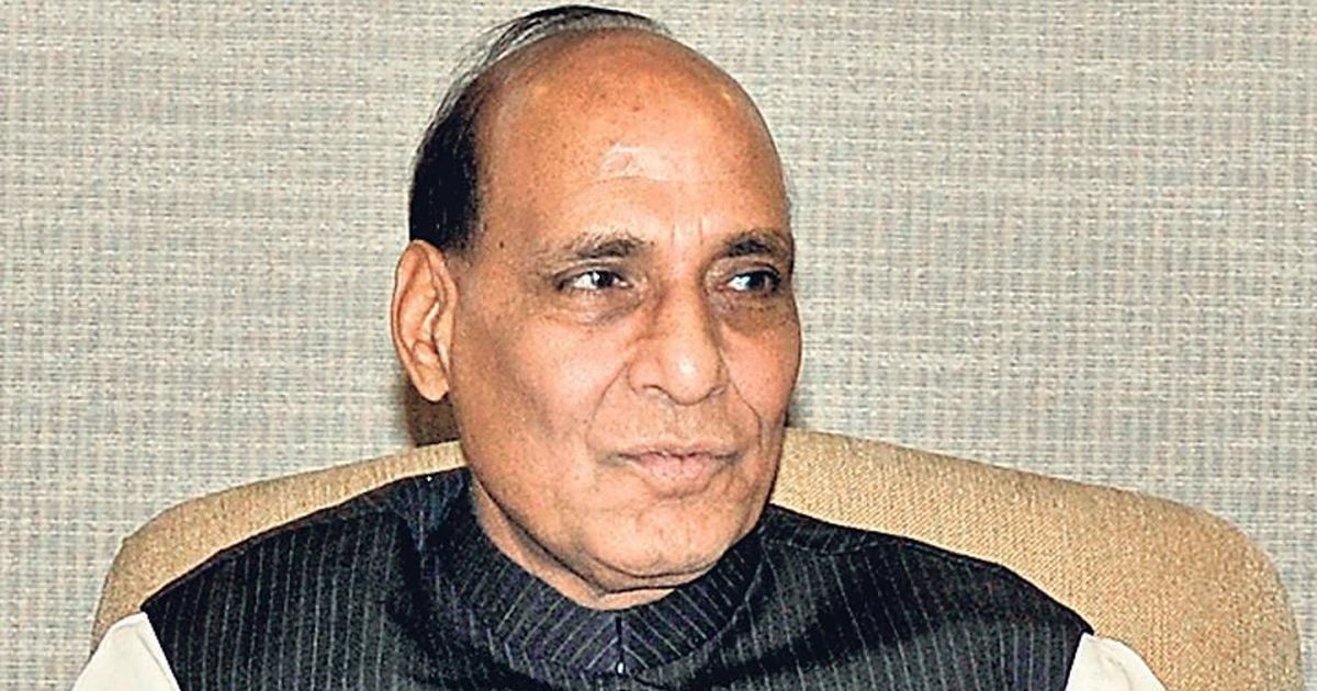Withdraw Darjeeling shutdown, come for talks, Rajnath urges GJM