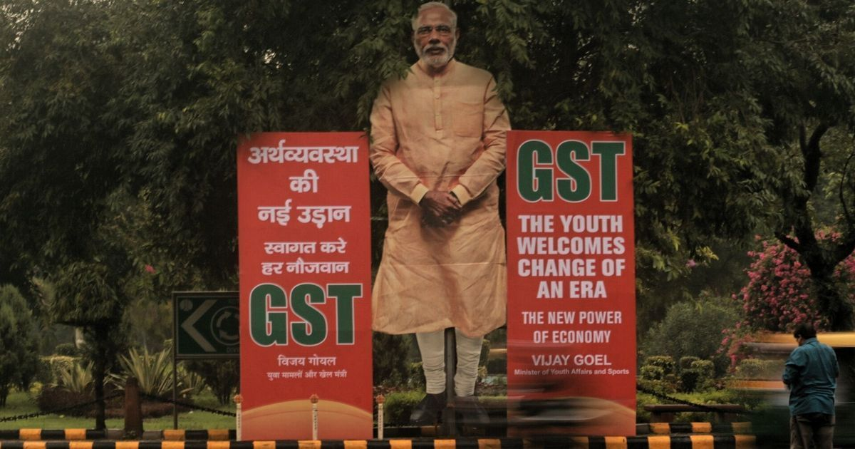 It's not only the economics – the politics of GST is messed up too