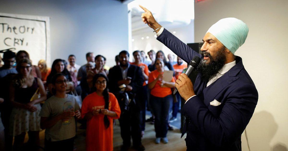 क्या भारतीय मूल का यह सिख कनाडा का अगला प्रधानमंत्री हो सकता है?