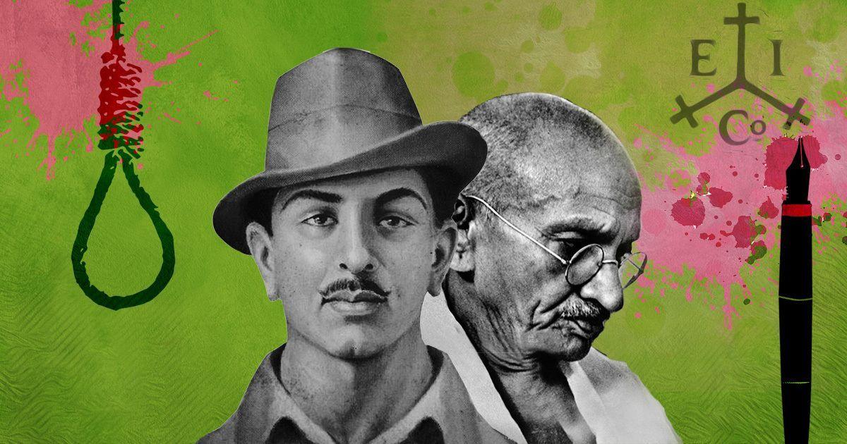 यह कितना सच है कि महात्मा गांधी ने भगत सिंह को फांसी से बचाने की कोशिश नहीं की थी?