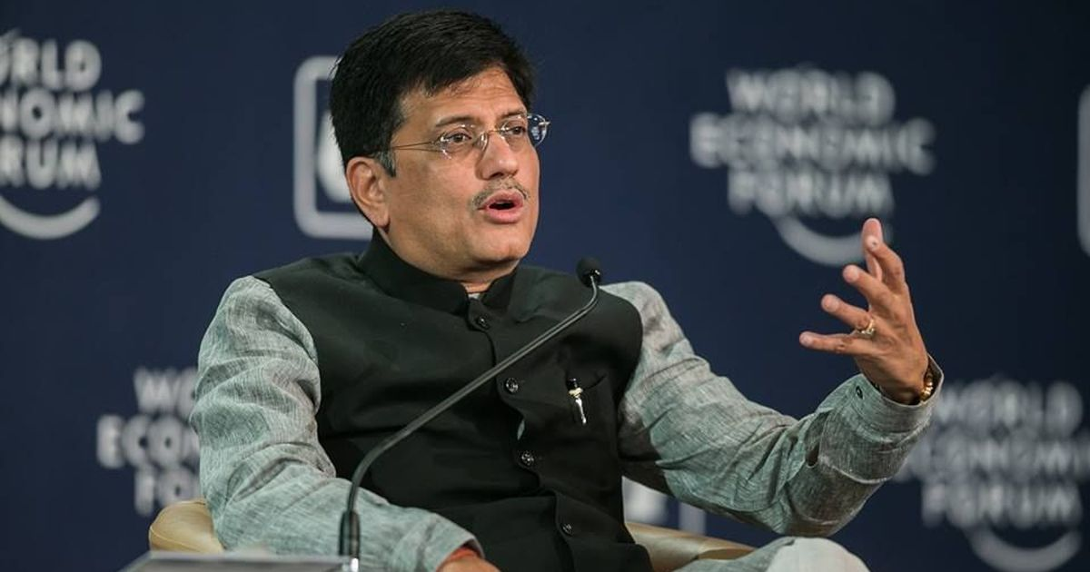 Piyush Goyal answers questions on bullet trains on Quora