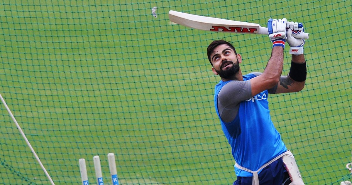 Kohli's chat with Viv Richards: Visualisation helps me dominate bowlers, nets are claustrophobic