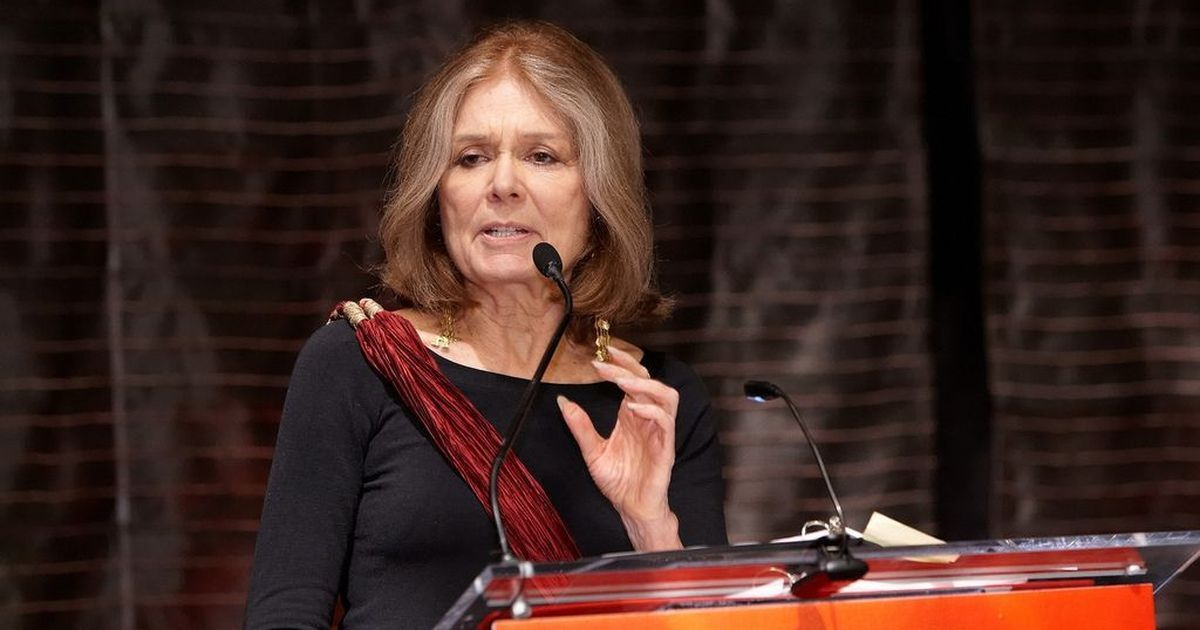 Gloria Steinem biopic in the works, Julie Taymor to direct