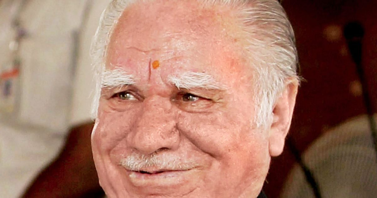 Congress leader Makhanlal Fotedar dies at 85