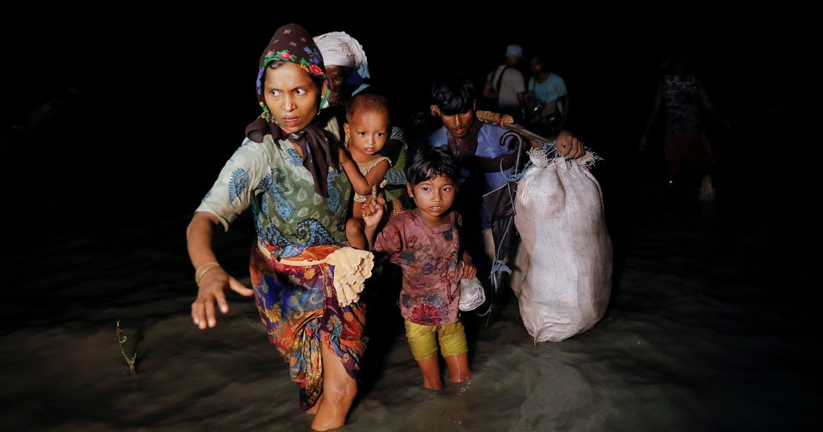 Image result for Bangladesh boat capsize claims 14 Rohingya, including 10 children,