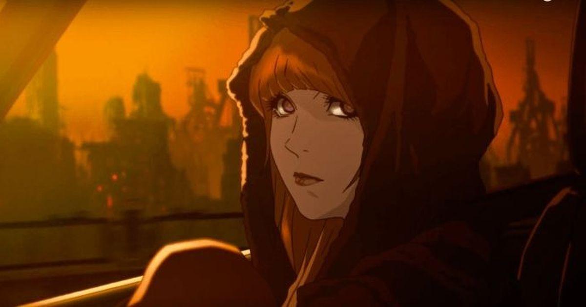 Before 'Blade Runner 2049', watch 'Blade Runner Blackout 2022'
