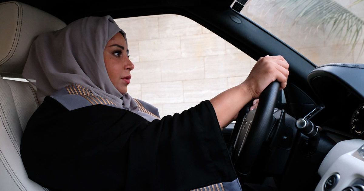 Saudi decree allowing women to drive cars is about politics, not religion