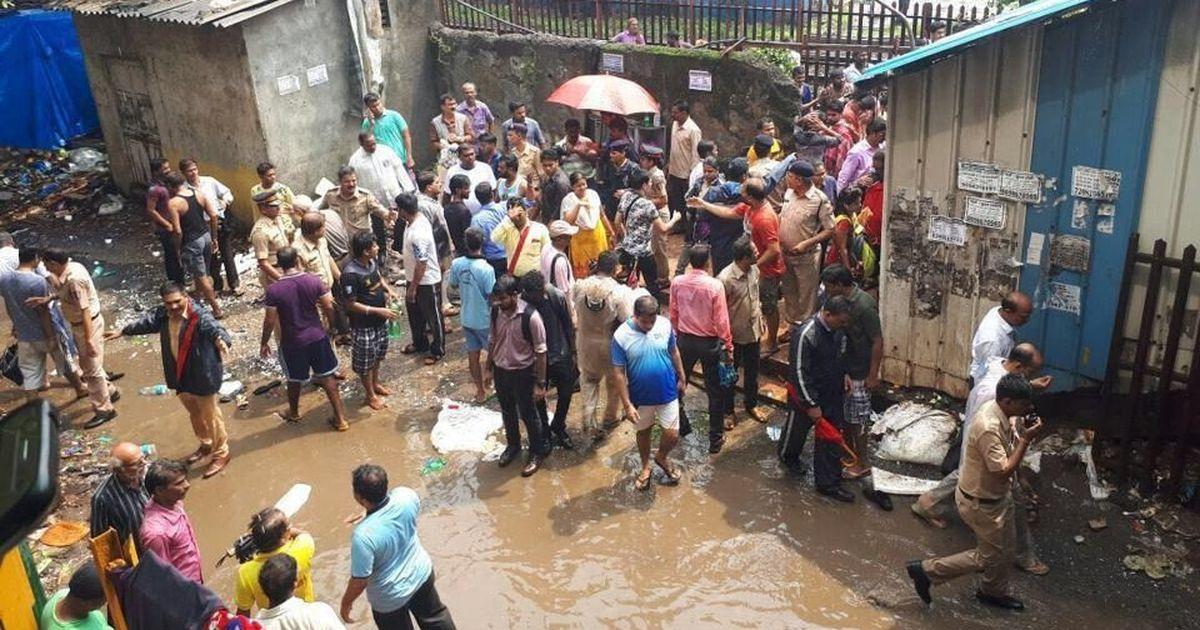 Stampede At Mumbai S Elphinstone Station Kills 15 And